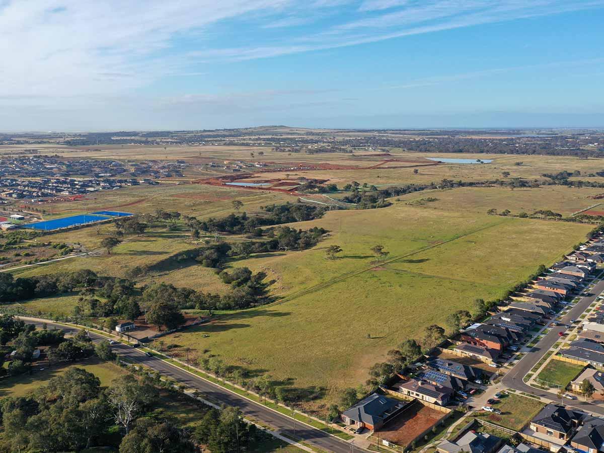 Covid Land Sales
